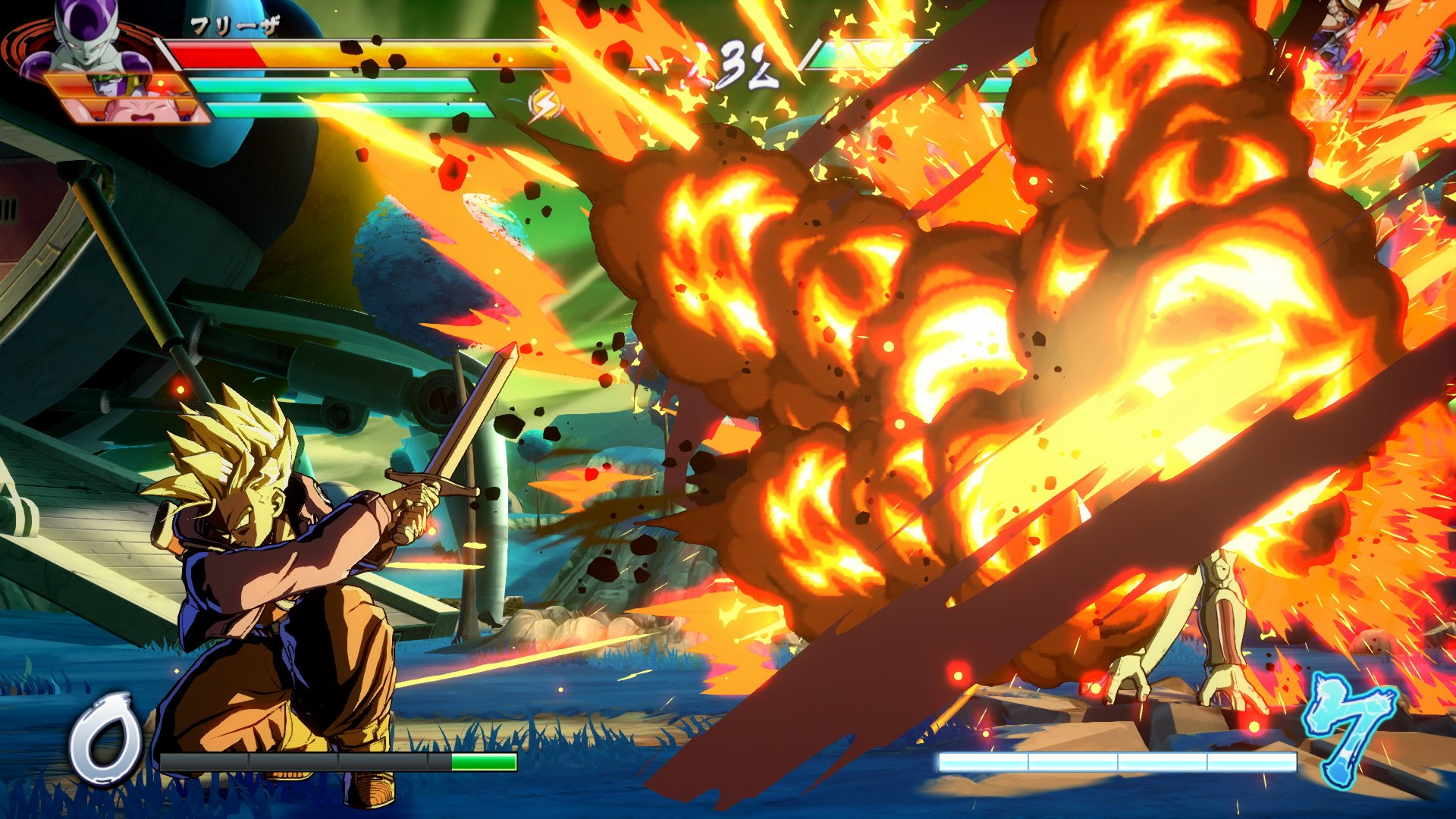 Dragon Ball FighterZ Two Mill 02