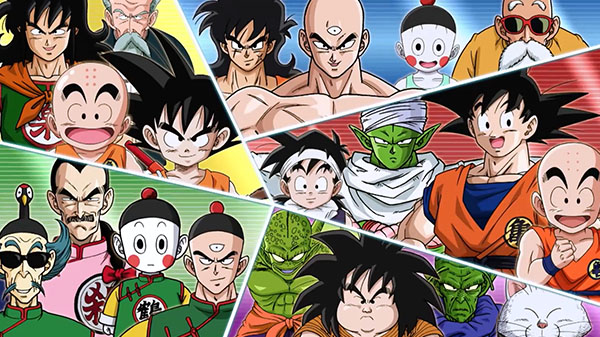 Dragon Ball Z X Keepers 02 26 18