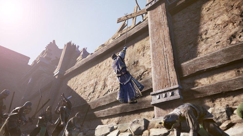 Dynasty Warriors 9 image 01
