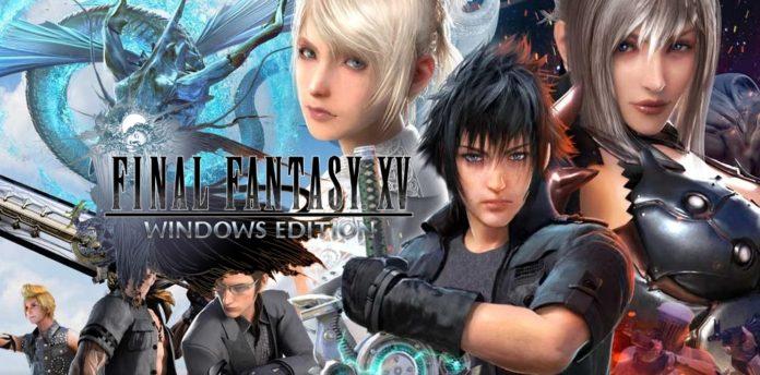 FFXV Windows Edition 00
