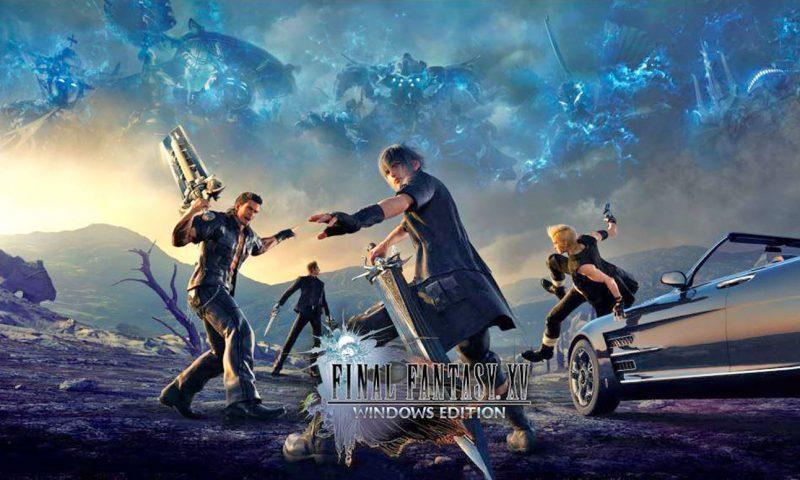 โหลดได้แล้ว Final Fantasy XV เวอร์ชั่นเดโม ให้ลองก่อนเปิดจริง