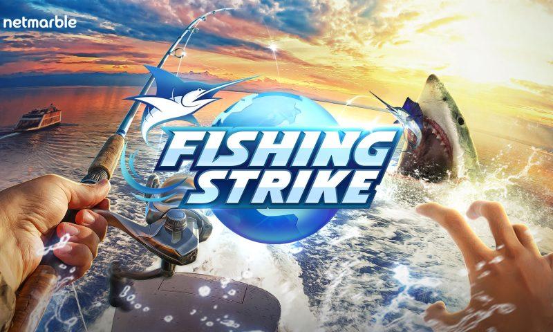 FISHING STRIKE เกมตกปลาสุดล้ำจาก Netmarble เปิดลงทะเบียนล่วงหน้า