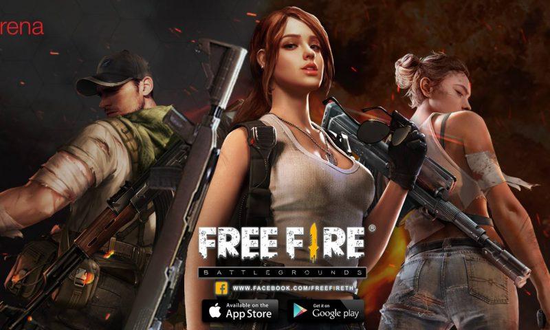 5 เหตุผลที่ทำให้ Free Fire จากการีนาเป็นสุดยอดเกมมือถือมาแรง 2018