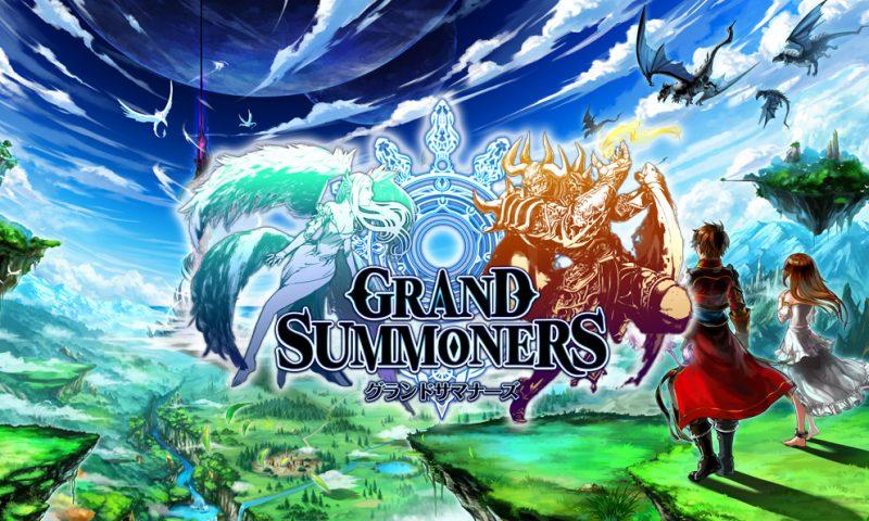 เปิดศึก Tap-Battle RPG สุดเมะ Grand Summoners ถล่มสโตร์โกลบอลวันนี้
