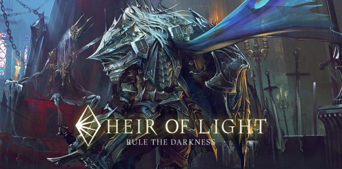 Heir of Light cover