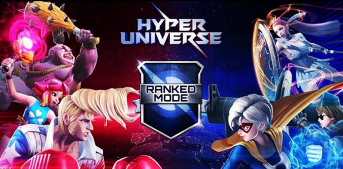 Hyper Universe ทว้าไขว้ในโหมดใหม่สุดมันส์ Ranked Mode Preseason