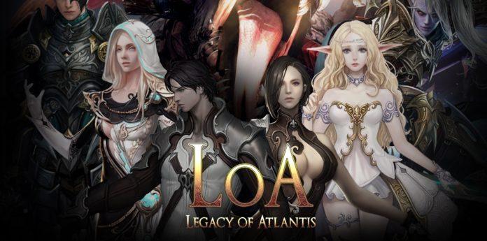 ลงสโตร์แล้ว Legacy of Atlantis เกมแอคชั่น MMORPG จากผู้สร้าง Atlantica