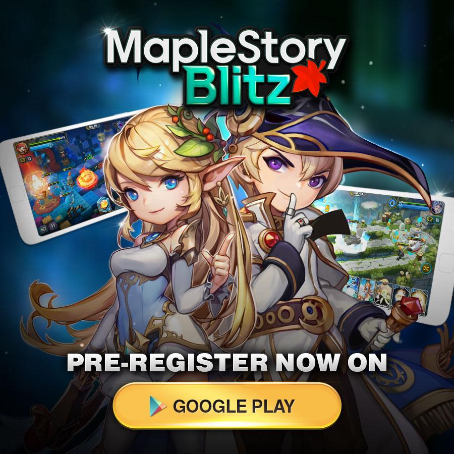 MapleStory Blitz pre 02