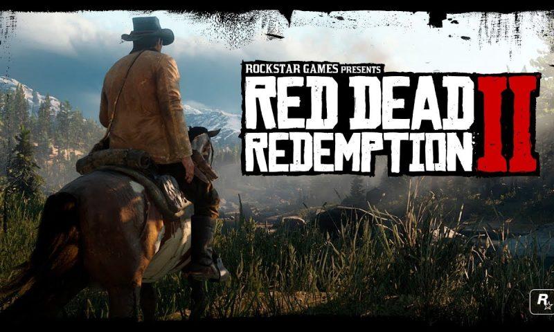 Red Dead Redemption 2 เผยภาพใหม่ พร้อมกำหนดเปิด 26 ต.ค. 2018