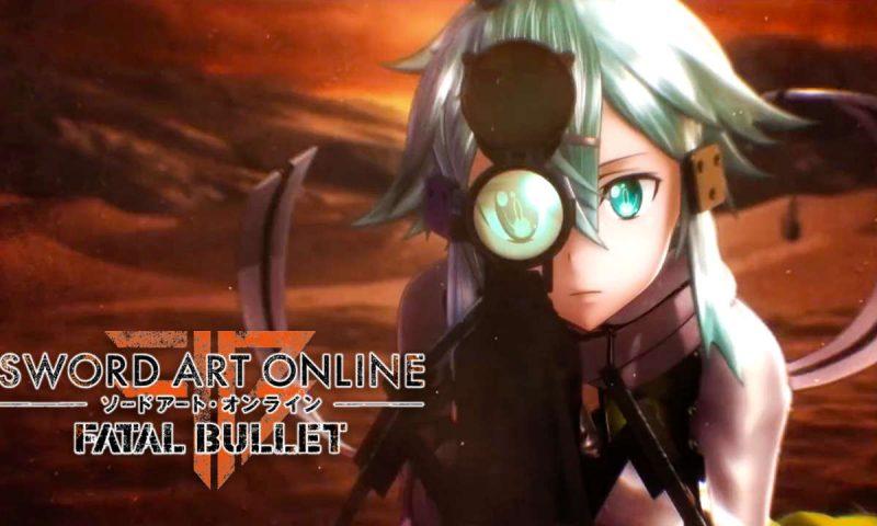 โหมโรงก่อนคลอด SAO: Fatal Bullet มี CM ตัวใหม่มาอวด