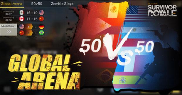 Survivor Royale global arena 00