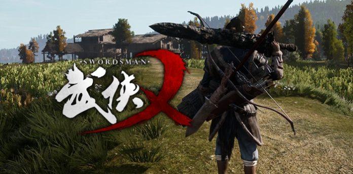 Swordsman X 00