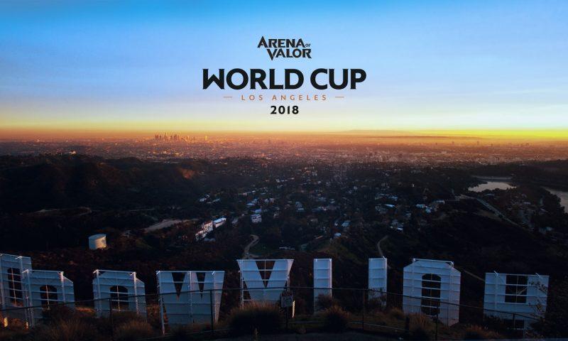 RoV กับการแข่งระดับโลก Garena Arena of Valor 2018 World Cup ก.ค. นี้