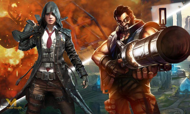 Battle Royale และ MOBA จากเกม Mod กลายเป็น Genre
