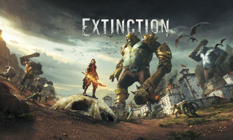 เคาะฤกษ์แล้ว Extinction โคตรเกมล่ายักษ์จ่อลง PC เมษายนนี้
