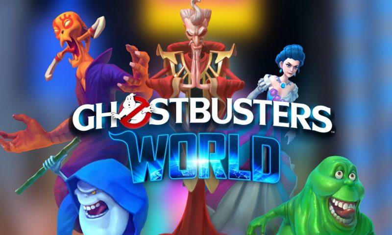 เปิดลงทะเบียนแล้ว Ghostbusters World เกมมือถือ AR ชวนไปล่าท้าผีวันนี้