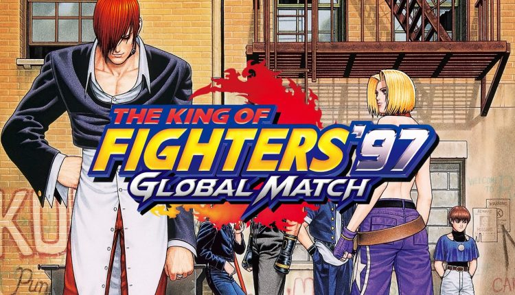 kof 97 global match 00