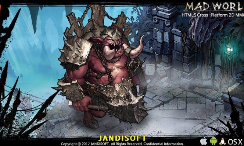 รออีกนิด Mad World เกม MMORPG ข้ามแพลตฟอร์มใกล้มาแล้ว