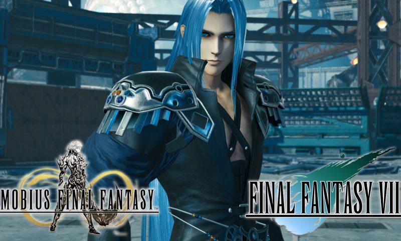 ความมันส์บังเกิด Mobius Final Fantasy อันเชิญเทวทูตปีกเดียวมาช่วย