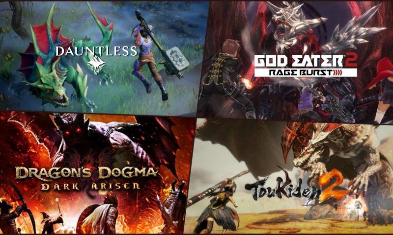 4 เกมล่ามอนสเตอร์เล่นขำๆ รอ Monster Hunter: World ลง PC