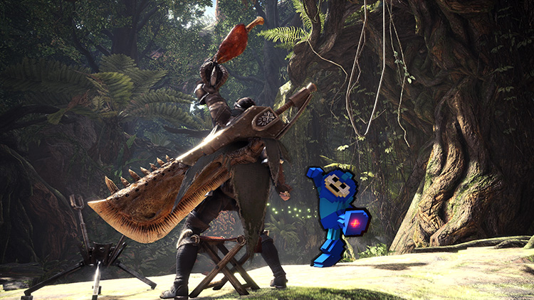 monster hunter world ryu quest 02