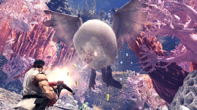monster hunter world ryu quest