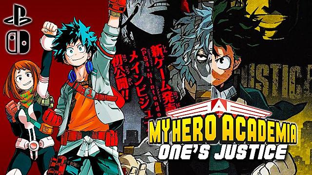 my hero acadamia one justice 00