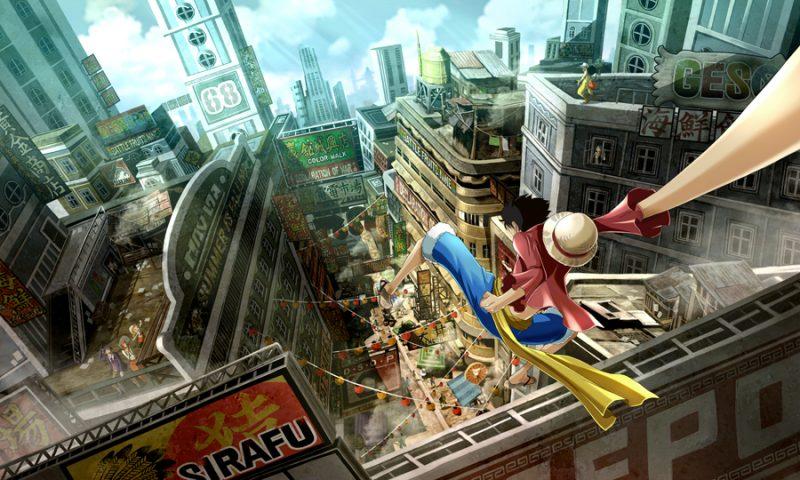 มาแล้ว เกมเพลย์แรก One Piece: World Seeker นึกว่าฟรีรันนั่ง