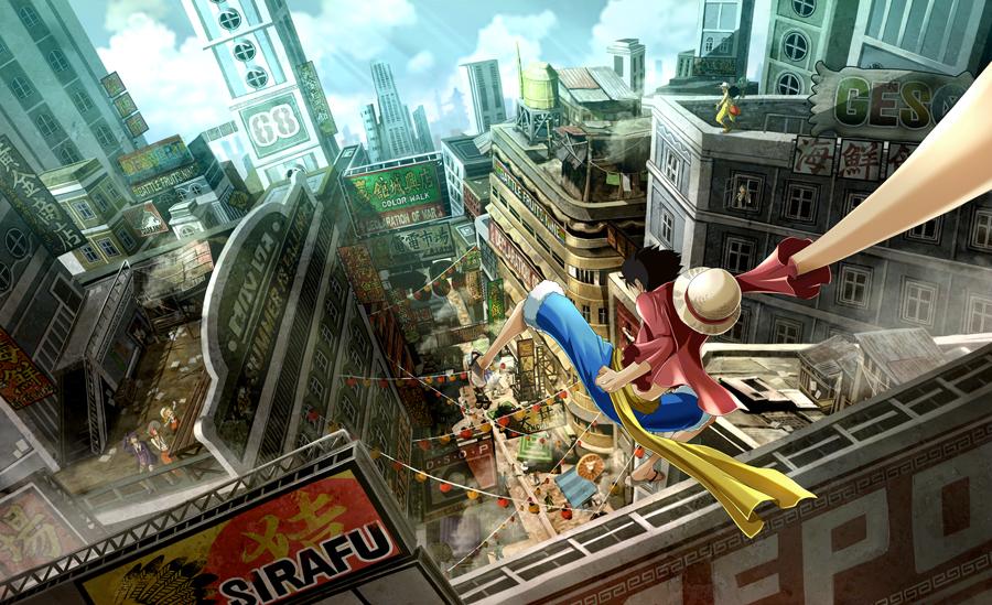 one piece world gameplay 04