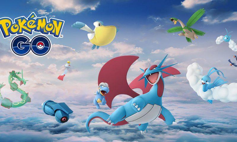 อัพเดทชุดใหญ่ Pokemon GO ปล่อยฝูงมังกร Gen 3