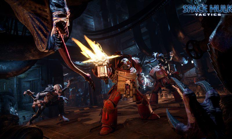 Space Hulk: Tactics เกมวางแผนทำสงครามสไตล์ Warhammer 40K