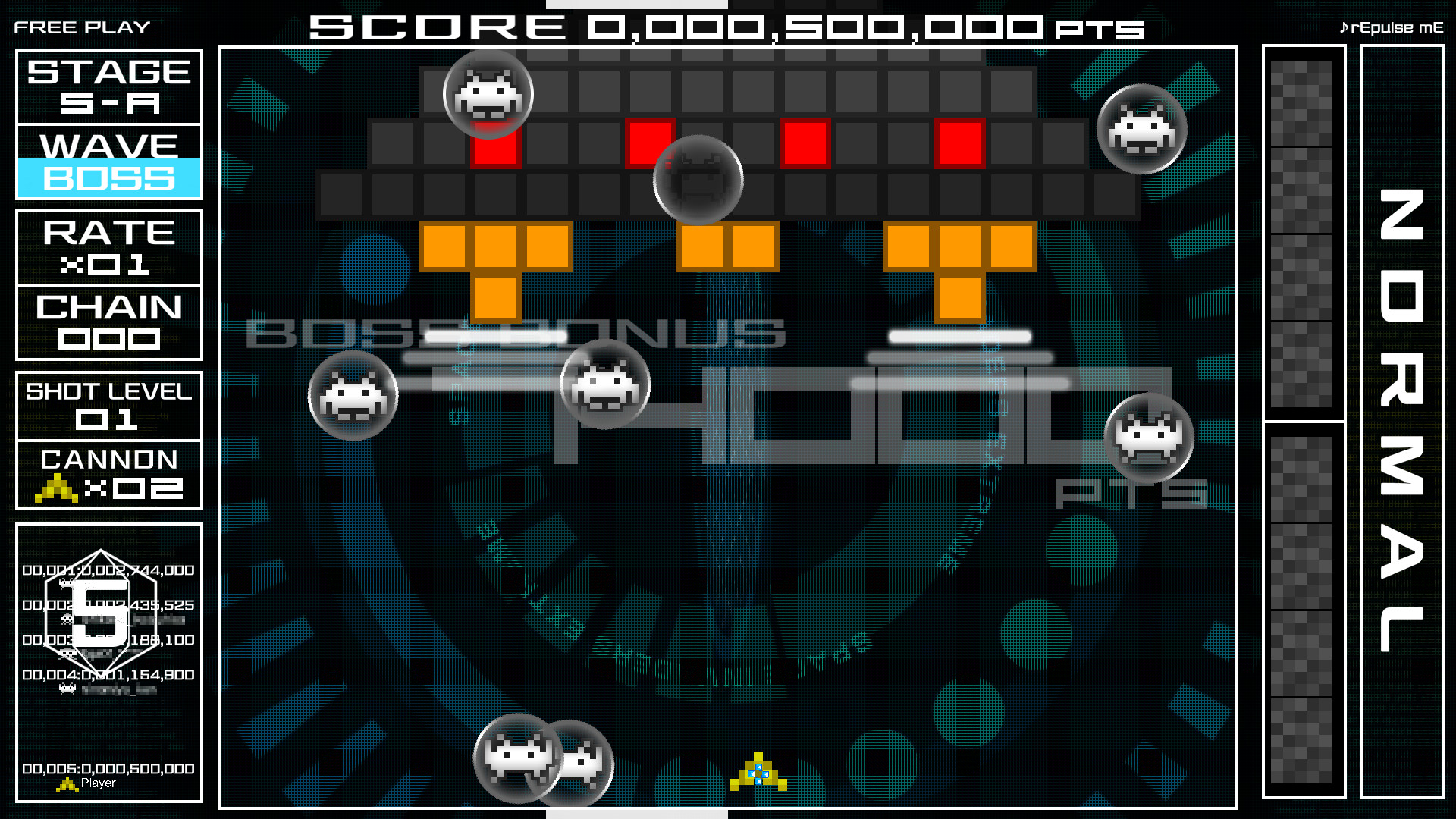 space invaders extreme 02