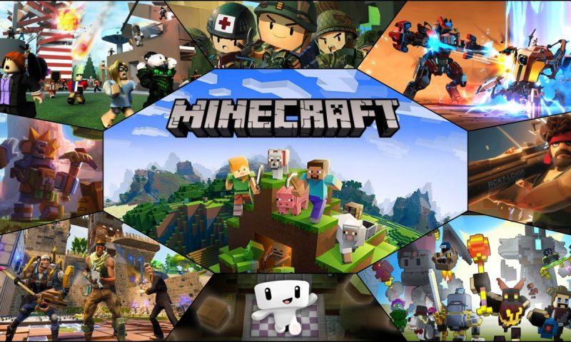 14 เกม MMO สุดฮิตที่ได้แรงบันดาลใจจาก Minecraft