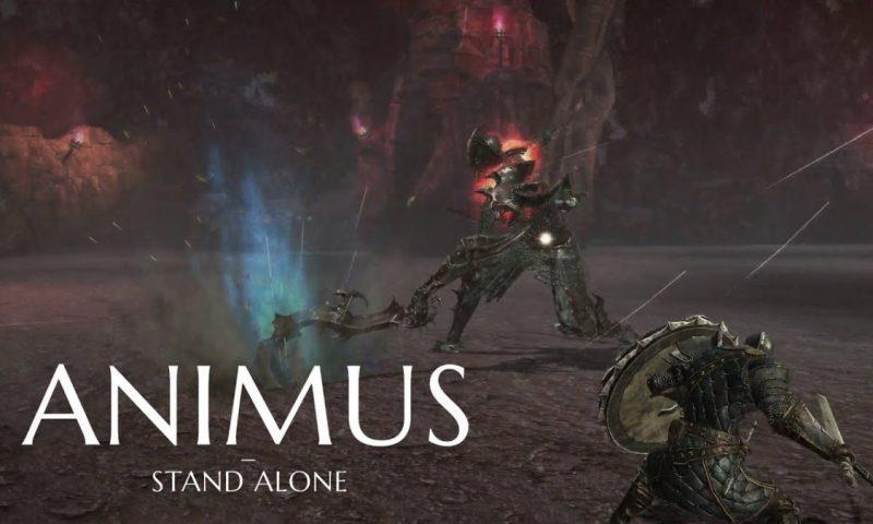 Animus – Stand Alone เกม Dark Souls เวอร์ชั่นโมบาย เล่นได้แล้ววันนี้