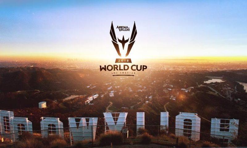 RoV เตรียมคัดทีมไทยไปแข่ง Arena of Valor World Cup 2018 (AWC)
