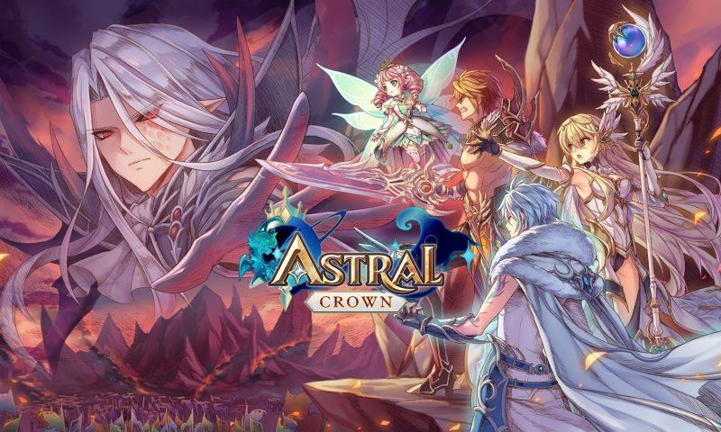 Astral Crown เกมมือถือ MMORPG อนิเมะ เตรียมลงสโตร์ไทยเร็วๆ นี้
