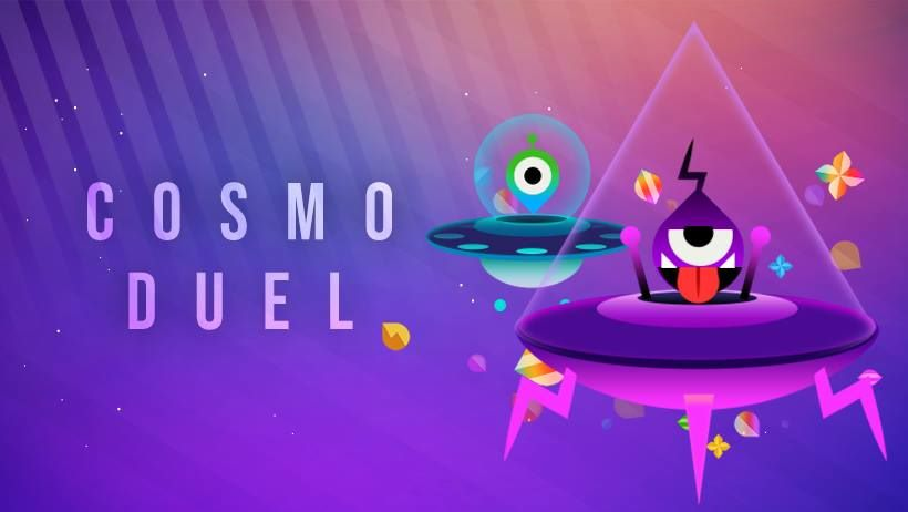 Cosmo Duel เกมพัซเซิลฝึกสมองบนมือถือ เปิด CBT ให้ท้าดวล