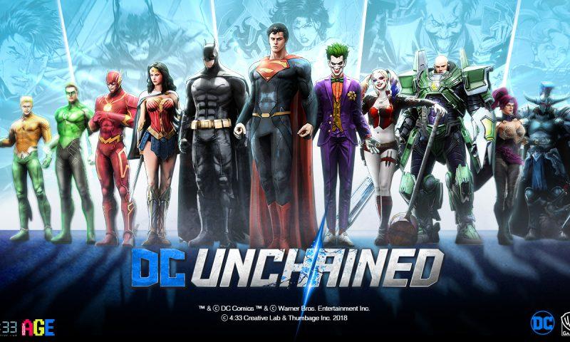 DC Unchained เกมมือถือ Action RPG รวมตัวละคร DC ลงสโตร์ไทยแล้ว