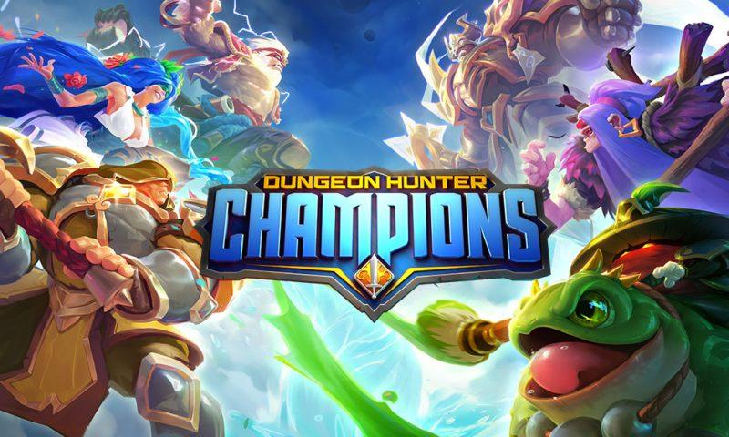 พร้อมแล้วลุย Dungeon Hunter Champions ลงสโตร์โกลบอลพรุ่งนี้