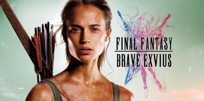 ฟินกันยาว Lara Croft บุก Final Fantasy Brave Exvius วันนี้