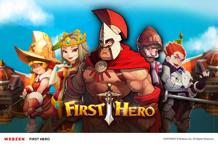 First Hero 00