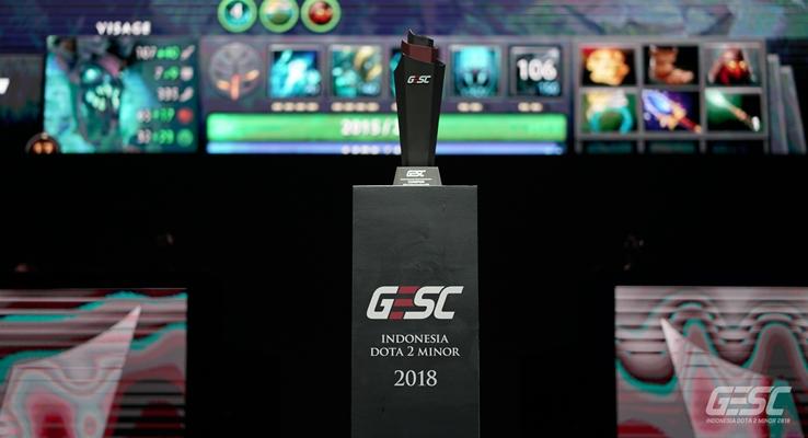 ศึกเดือด GESC BANGKOK DOTA 2 PRO CIRCUIT ทัวร์นาเม้นต์ Minor จัดในไทย 9 – 12 พ.ค.