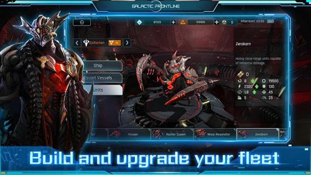Galactic Frontline 00