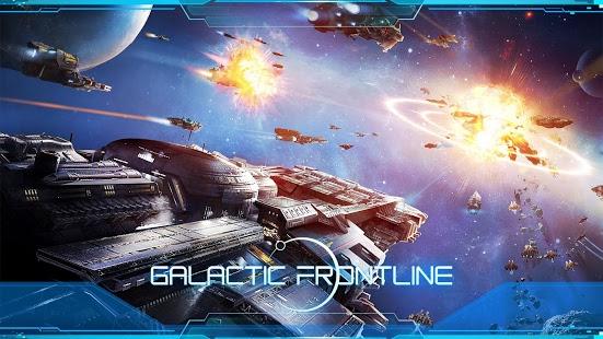 Galactic Frontline ชวนวางแผนทำสงครามแกแล็กซี่สุดไซไฟ วันนี้