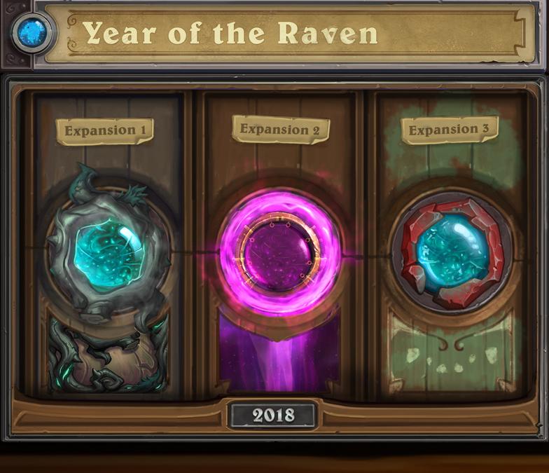 HearthStone Raven 282201807