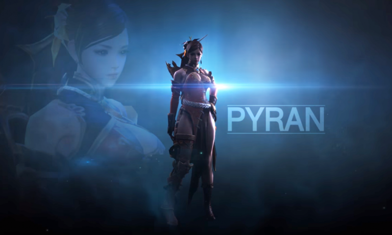 HIT อัพเดทตัวละครใหม่ Pyran พร้อมมันส์แล้ววันนี้
