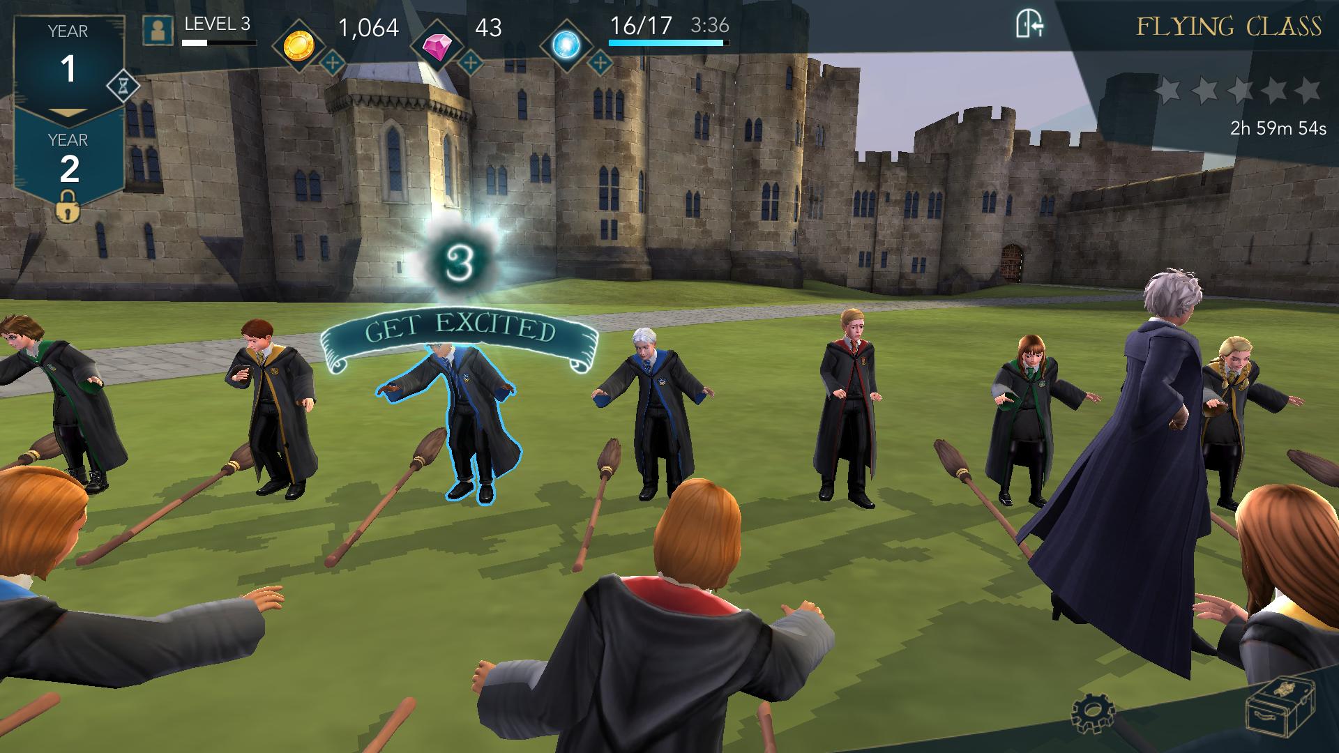 Hogwarts Mystery march18 04