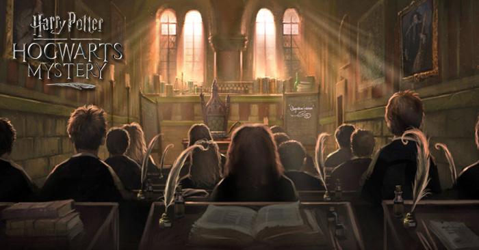 เผยเกมเพลย์แรก Harry Potter เวอร์ชั่นเกมพ่อมด RPG