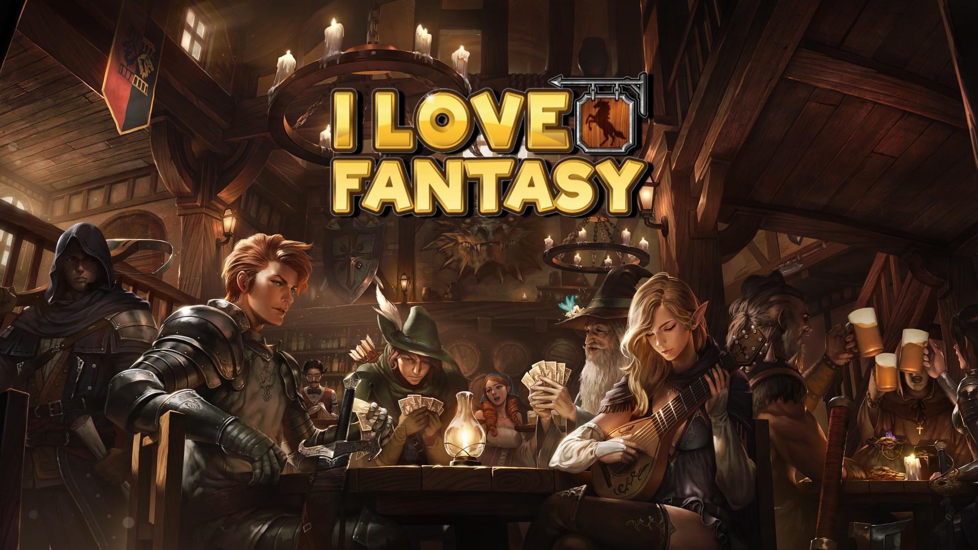 I Love Fantasy 36201801