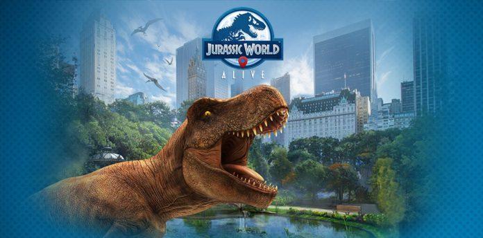 Jurassic World Alive เกมมือถือ AR จากแฟรนไชส์ไดโนเสาร์พันล้าน